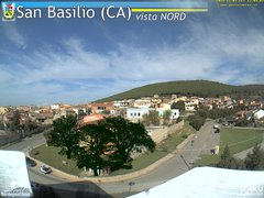 view from San Basilio on 2019-12-03