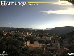 view from Armungia on 2019-10-21