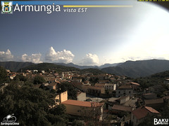 view from Armungia on 2019-10-28