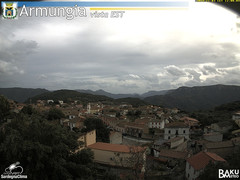 view from Armungia on 2019-11-03