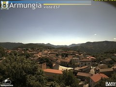 view from Armungia on 2020-05-26