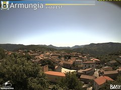 view from Armungia on 2020-05-29