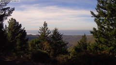 view from Kings Mountain on 2019-11-11