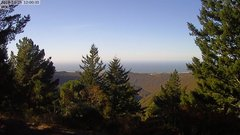 view from Kings Mountain on 2019-11-25