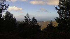 view from Kings Mountain on 2020-01-11