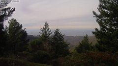 view from Kings Mountain on 2020-01-15