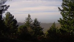 view from Kings Mountain on 2020-01-29