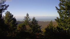 view from Kings Mountain on 2020-02-02