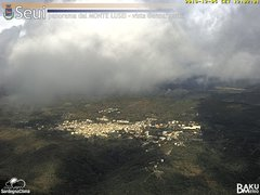 view from Monte Lusei Seui on 2019-12-05