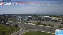 view from Sestu Cortexandra on 2020-04-13