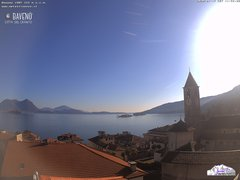 view from Baveno on 2020-01-17