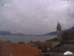 view from Baveno on 2020-03-31