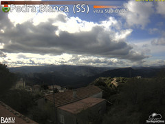 view from Pedra Bianca on 2019-11-09