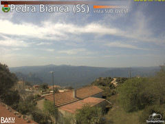 view from Pedra Bianca on 2020-04-06