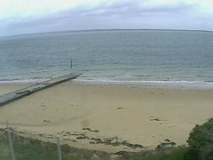 view from Cowes Yacht Club - North on 2019-10-20