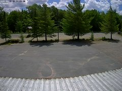 view from The Ole Barn on 2020-06-21