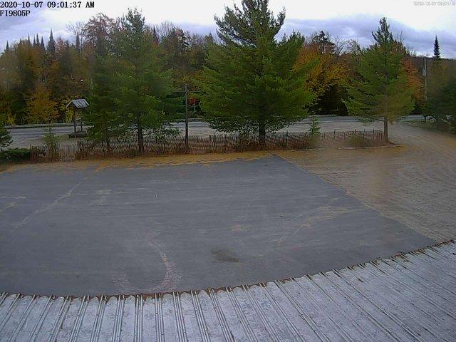 time-lapse frame, The Ole Barn webcam