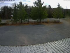 view from The Ole Barn on 2020-10-30
