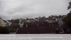view from Wembury, Devon. Knighton Hill Cam on 2019-10-12