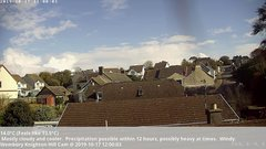 view from Wembury, Devon. Knighton Hill Cam on 2019-10-17