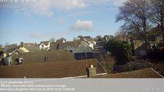 view from Wembury, Devon. Knighton Hill Cam on 2019-12-01