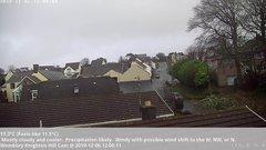 view from Wembury, Devon. Knighton Hill Cam on 2019-12-06