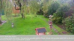 view from Wembury, Devon. Garden Cam on 2019-09-09