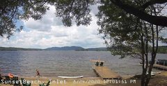 view from Sunset Beach on 2020-08-24