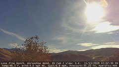 view from Horseshoe Bend, Idaho CAM2 on 2019-11-13
