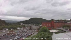view from Highland Park Hose Co. #2 on 2019-09-13