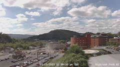 view from Highland Park Hose Co. #2 on 2019-09-19