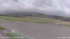 view from Mifflin County Airport (west) on 2019-10-17