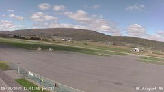 view from Mifflin County Airport (west) on 2019-10-18