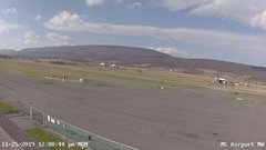 view from Mifflin County Airport (west) on 2019-11-25