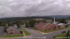 view from Highland Park Hose Co. #1 on 2019-09-02
