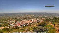 view from Enguera ADENE on 2020-05-19