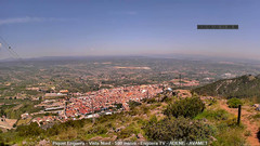 view from Enguera ADENE on 2020-05-22