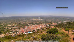 view from Enguera ADENE on 2020-05-29