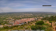 view from Enguera ADENE on 2020-05-31