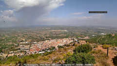 view from Enguera ADENE on 2020-09-15