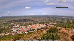 view from Enguera ADENE on 2020-09-21