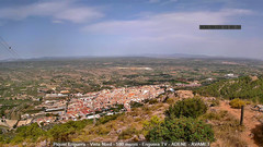 view from Enguera ADENE on 2020-09-23
