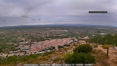 view from Enguera ADENE on 2020-09-24