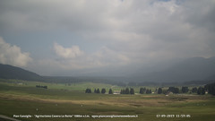 view from Pian Cansiglio - Casera Le Rotte on 2019-09-17