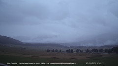 view from Pian Cansiglio - Casera Le Rotte on 2019-11-12