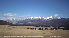 view from Pian Cansiglio - Casera Le Rotte on 2020-02-12