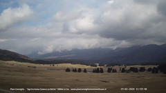 view from Pian Cansiglio - Casera Le Rotte on 2020-02-19