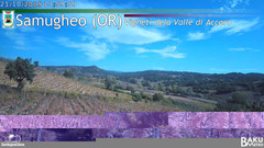 view from Samugheo on 2019-10-21