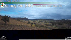 view from Samugheo on 2019-11-02