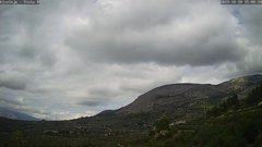 view from Alcoleja - Beniafé on 2019-10-10